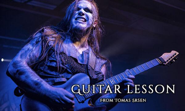 perks guitar lesson
